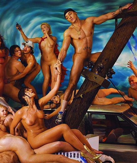 David LaChapelle in 10 incredible stagings