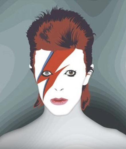 Hommage en musique à David Bowie