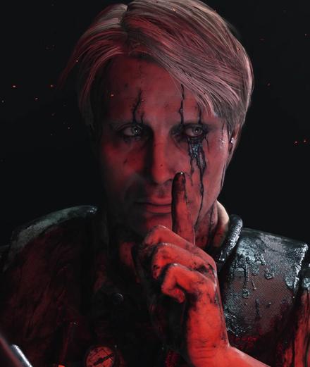 """Flopée de stars pour """"Death Stranding"""" le jeu vidéo d'Hideo Kojima"""