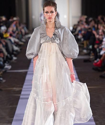 Le défilé Andreas Kronthaler for Vivienne Westwood automne-hiver 2019-2020