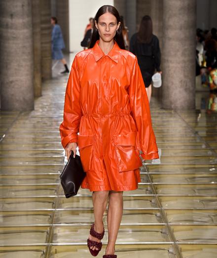 Le défilé Bottega Veneta printemps-été 2020