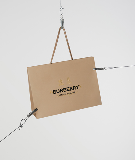 Exclusif : découvrez le défilé Burberry printemps-été 2019 en direct à 18h