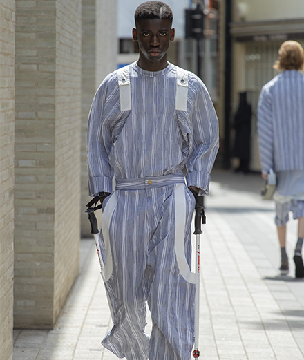 Chalayan Men Spring-Summer 2020 fashion show