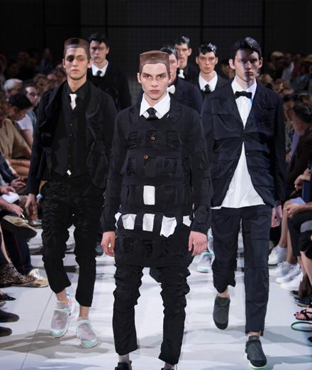 Comme des Garçons Spring-Summer 2019 fashion show