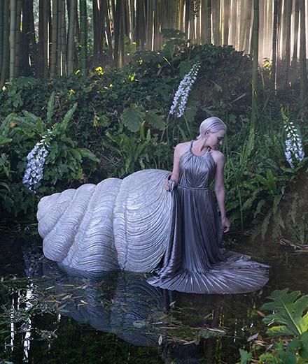 La collection Dior haute couture filmée par Matteo Garrone