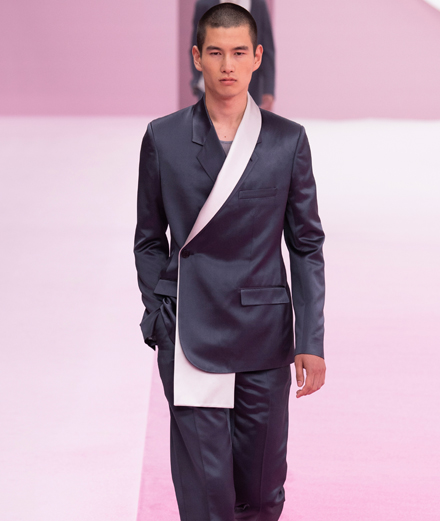 Dior Men Spring-Summer 2020 fashion show