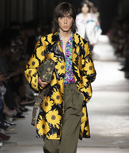 Dries Van Noten Men Spring-Summer 2020 fashion show