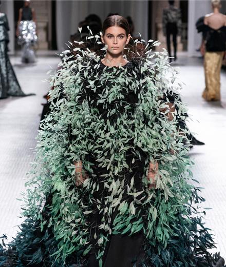 Le défilé Givenchy haute couture automne-hiver 2019-2020
