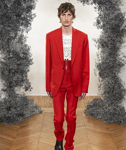 Le défilé Givenchy homme automne-hiver 2020-2021