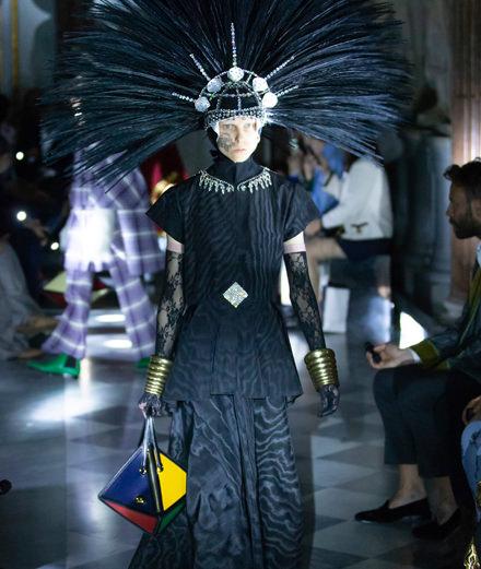 Le défilé Gucci Croisière 2019-2020 à Rome