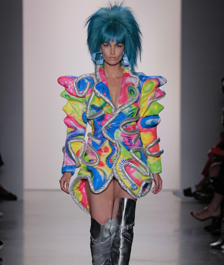 Jeremy Scott spring-summer 2020 fashion show