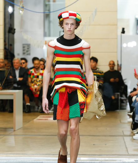 JW Anderson Spring-Summer 2020 fashion show