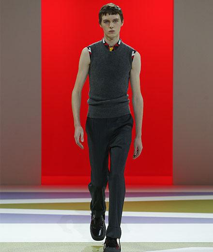 Prada fall-winter 2020-2021 fashion show