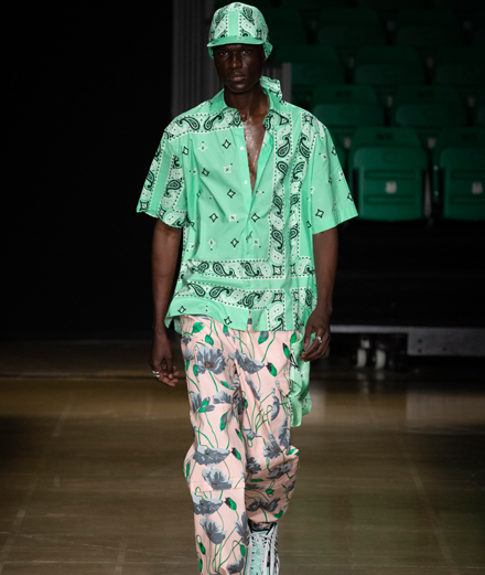 MSGM Men Spring-Summer 2020 fashion week