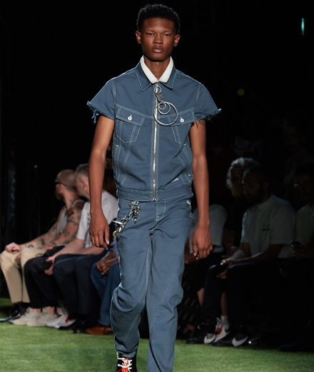 Off-White men Spring-Summer 2019 fashion show