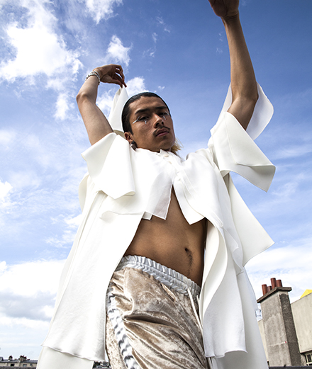 Pigalle Men Spring-Summer 2020 fashion show seen by Mehdi Mendas