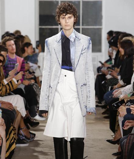 Proenza Schouler Spring-Summer 2019 fashion show