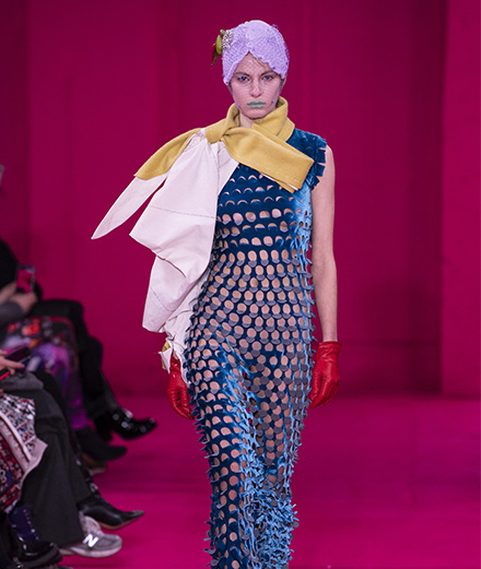 Le défilé Maison Margiela Artisanal couture printemps-été 2020