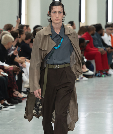 Valentino Men Spring-Summer 2020 fashion show