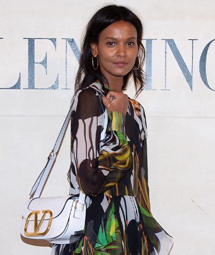 Qui était au premier rang du défilé Valentino haute couture printemps-été 2020?