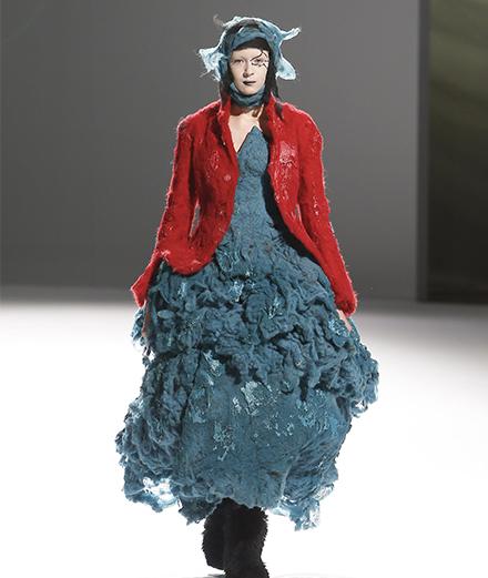 Le défilé Yohji Yamamoto automne-hiver 2020-2021