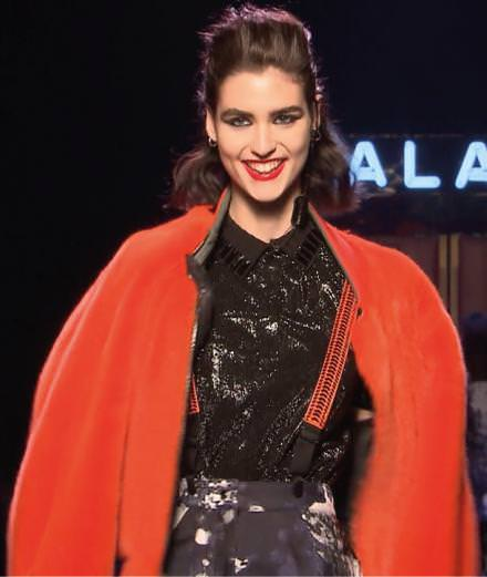 Jean Paul Gaultier haute couture spring-summer 2016 fashion show's video