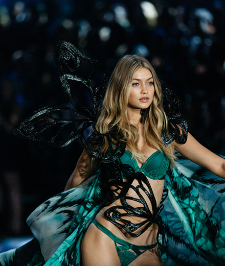 The Victoria's Secret 2015's show by Darryl Richardson