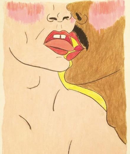 11 dessins érotiques de Soufiane Ababri
