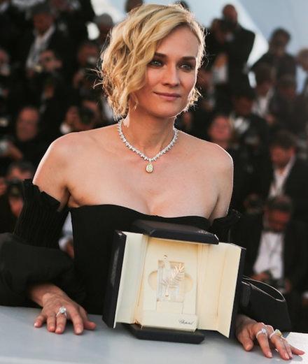 """""""Aux États-Unis, le cinéma est une industrie brutale où seule compte votre capacité à rapporter de l'argent."""" Rencontre avec Diane Kruger"""