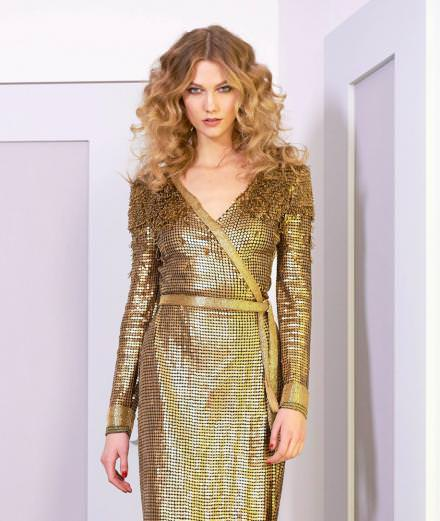 Diane von Furstenberg fall-winter 2016-2017 runway show