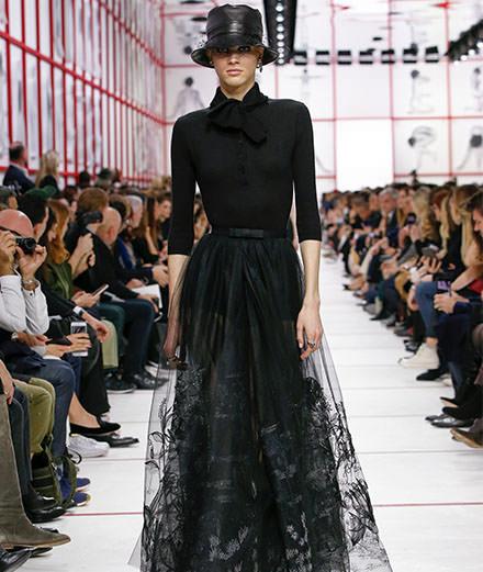 Le défilé Dior automne-hiver 2019-2020