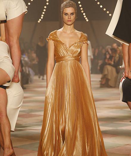 Le défilé Dior haute couture printemps-été 2019