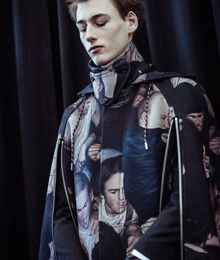 Street-art et pogo dans la nouvelle collection de Dior