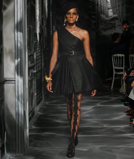 Le défilé Dior haute couture automne-hiver 2019-2020
