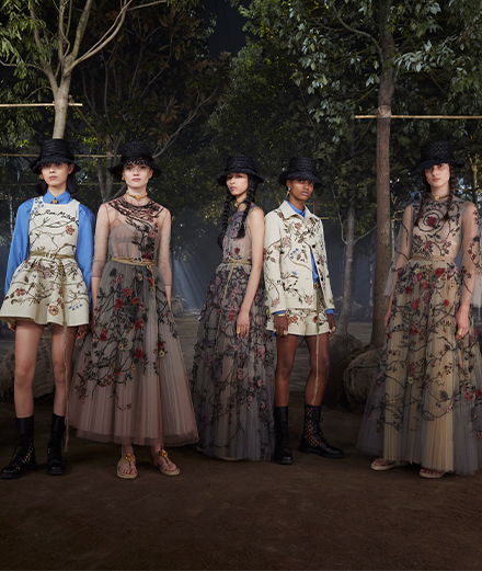 Dior invente son propre jeu des 7 erreurs