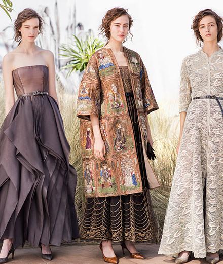 Le défilé Dior haute couture automne-hiver 2017-2018
