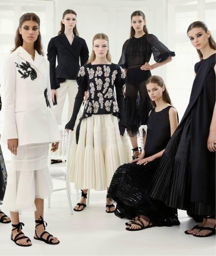Le défilé Dior haute couture automne-hiver 2016-2017
