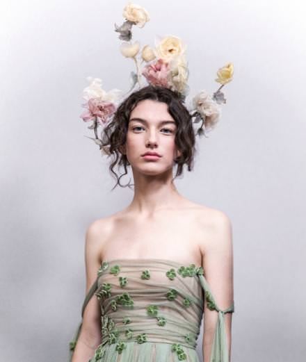 Backstage: Dior haute couture Spring-Summer 2017 show seen by Mehdi Mendas