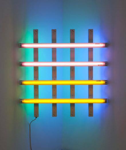 Les maîtres de l'art contemporain exposés galerie Kamel Mennour