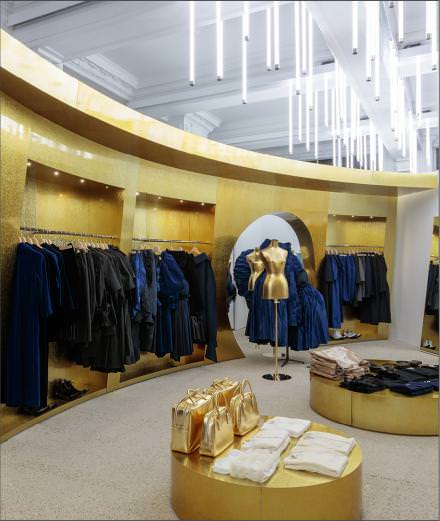 What's the new Dover Street Market of London like?