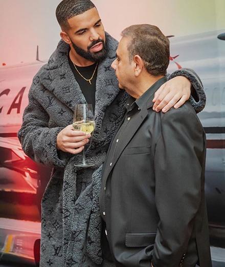 Drake en 9 posts mégalomanes sur Instagram