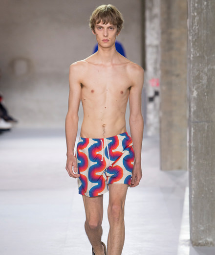 Dries Van Noten men Spring-Summer 2019 fashion show