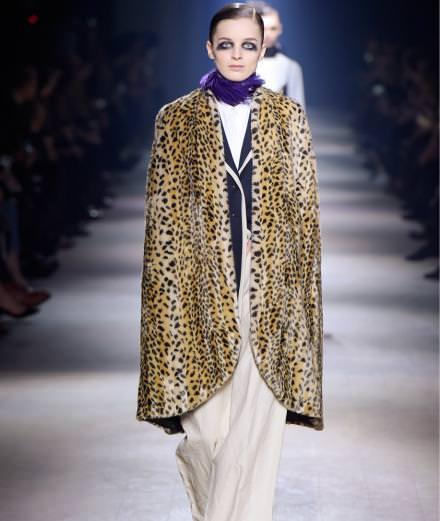Dries Van Noten fall-winter 2016-2017 runway show