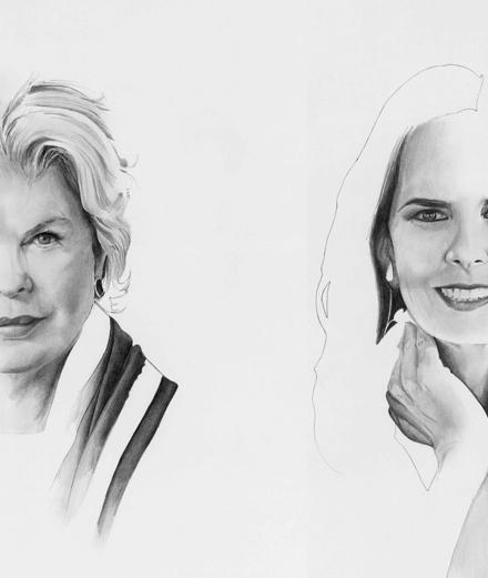 De Miami à Bogotá, histoire de trois drôles de dames de l'art américain