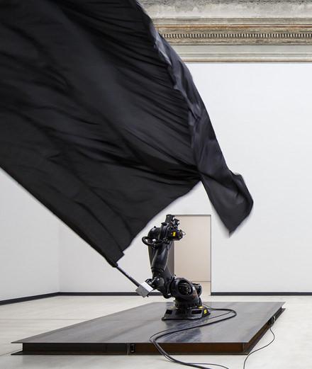 William Forsythe fait danser les objets à Paris
