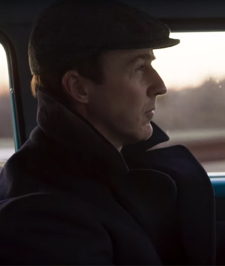 "Edward Norton souffre du syndrome de la Tourette dans ""Brooklyn Affairs"""