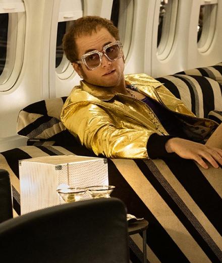 """Elton John est à l'honneur dans le biopic """"Rocketman"""""""