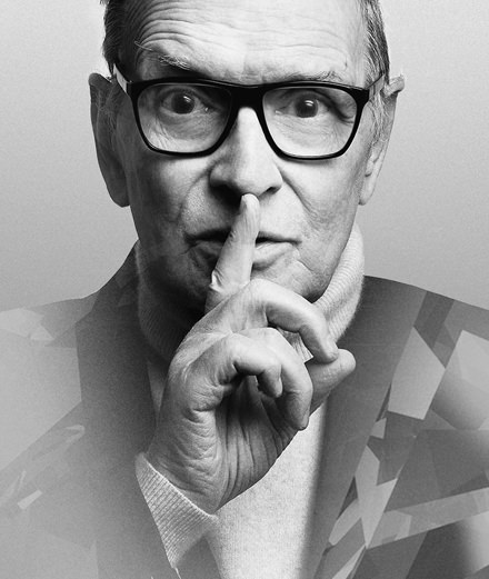 Ennio Morricone, le génie des musiques de films, fait ses adieux avec une rétrospective à la Cinémathèque