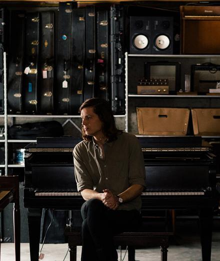 La folle expérience musicale d'Erik Hall