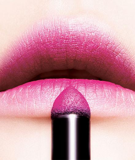 A cushion for your lips by L'Oréal Paris, Etam, Sephora and Givenchy